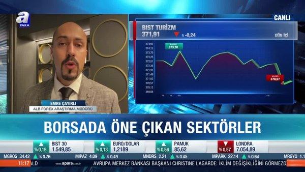 Emre Çayırlı: Borsa İstanbul'da havacılık hisselerinde hareket görebiliriz