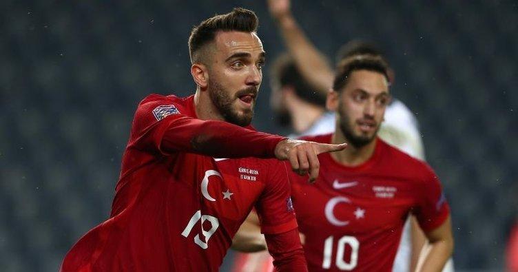 Kenan Karaman Galatasaray'ı seçti!