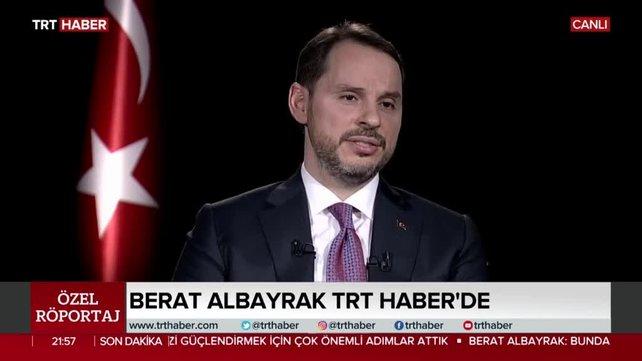 Hazine ve Maliye Bakanı Berat Albayrak'tan CHP'lilerin çirkin iftiralarına sert cevap   Video