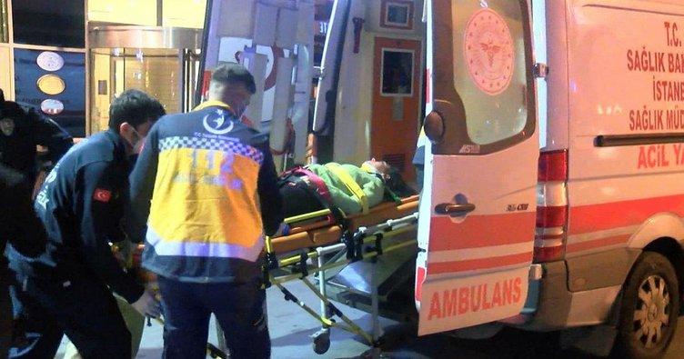Şişli'de ünlü bir otelin penceresinden düşen kadın yaralandı
