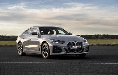 Yeni BMW 4 Serisi Gran Coupe sahneye çıktı
