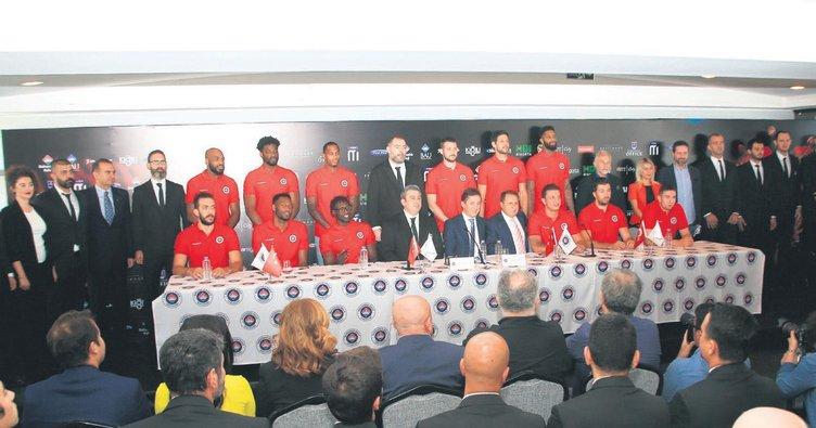 Türkiye'nin takımı olacağız