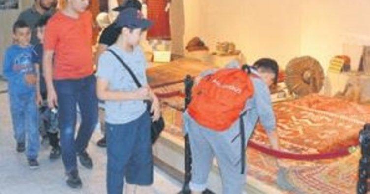 Keçiören Etnografya Müzesi'ne ziyaretçi akını