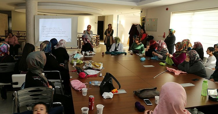 Çankırı'da diyabet semineri