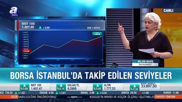Ekonomist Belgin Maviş: Bankaların bilançoları tatmin edici