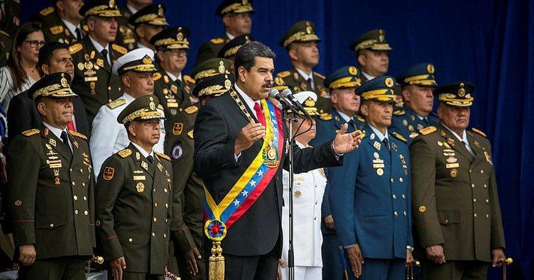 Dışişleri Bakanlığından Venezuela'daki saldırıya kınama