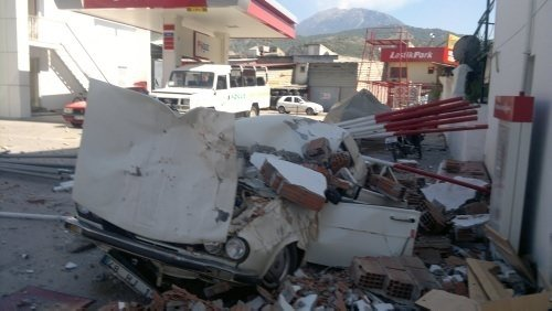 Akdeniz'de Ölüdeniz açıklarında deprem