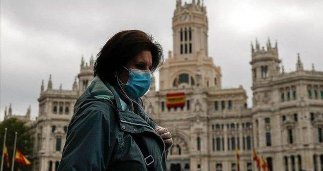 İspanya'da Kovid-19 salgınında yeni vaka sayılarındaki düşüş sürdü