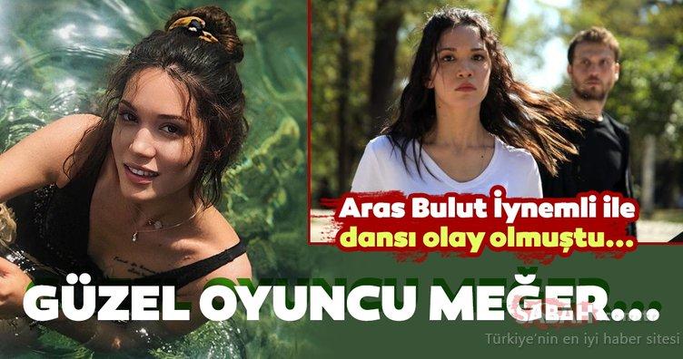 Çukur'un Yamaç'ı Aras Bulut İynemli ile oynadığı sahne olay olan Çukur'un Nehir'i Hazal Subaşı şaşırttı!