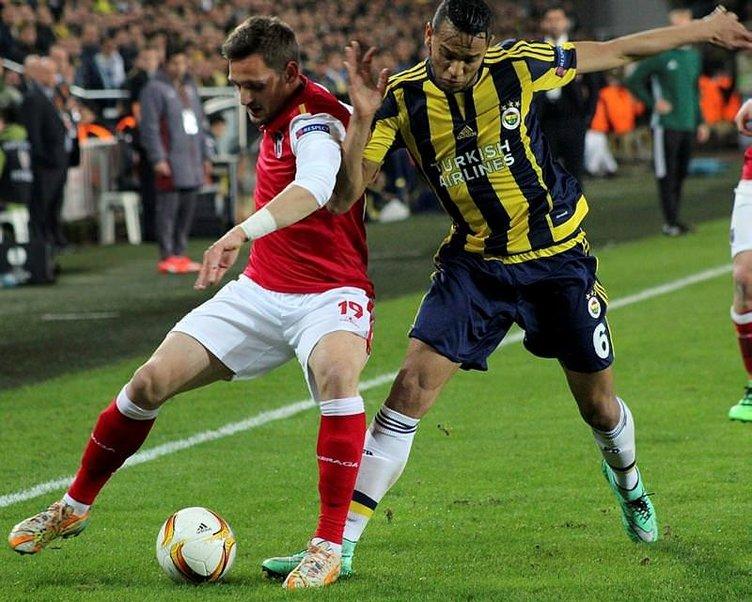UEFA'dan ilginç Fenerbahçe başlığı