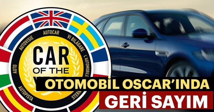 Otomobil Oscarı'nda geri sayım