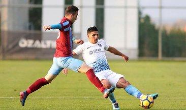 Trabzonspor'dan Kırklarelispor'a taze kan