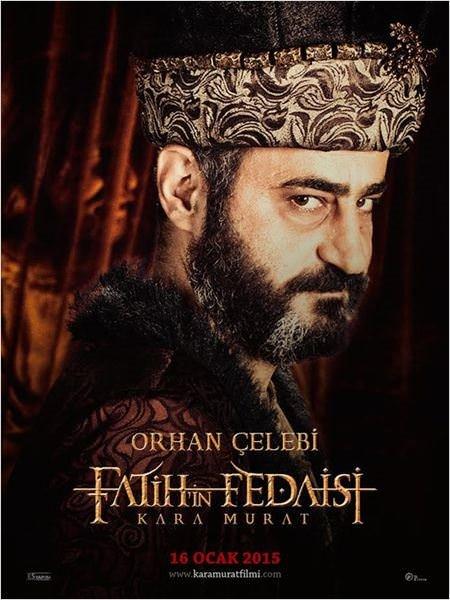 Fatih'in Fedaisi Kara Murat filminden kareler