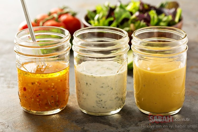 Bu hatalardan kaçının! Salata yerken kilo almayın!