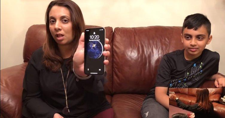 10 yaşındaki çocuk Apple'ı kandırmayı başardı!