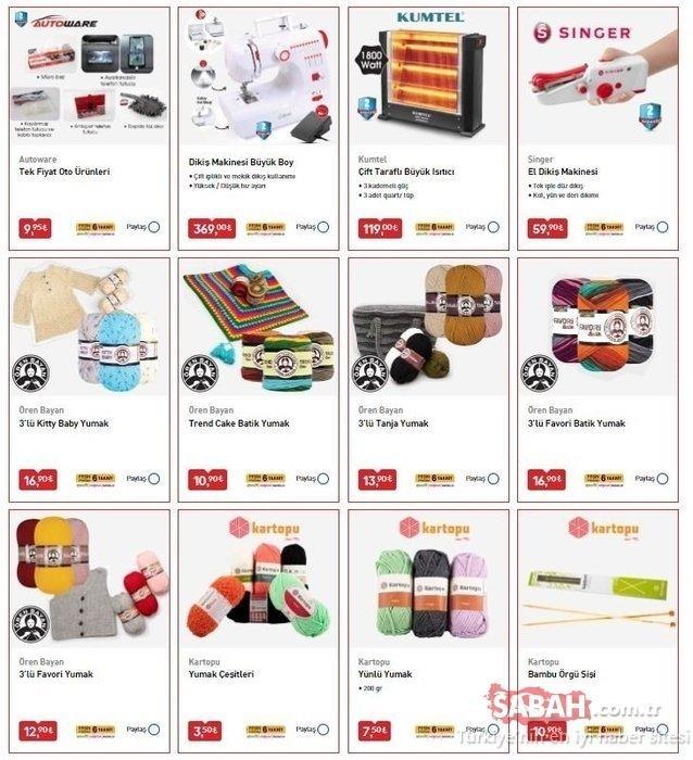 BİM 30 Ekim 2020 aktüel ürünler kataloğu ile indirim fırsatlarını kaçırmayın! Haftanın BİM aktüel ürünler kataloğu listesi bugün satışta!