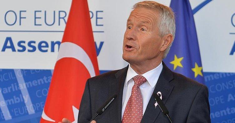 Avrupa Konseyi'nden Türkiye açıklaması!