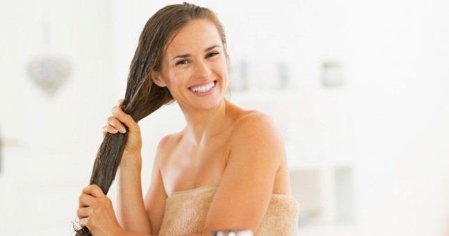 Saç bakımı deyip geçmeyin