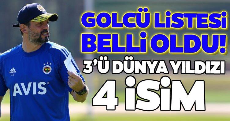Transferde son dakika: İşte Erol Bulut'un golcü listesi! 3 dünya yıldızı