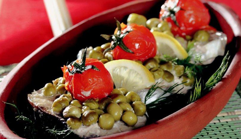 Sebzeli Balık