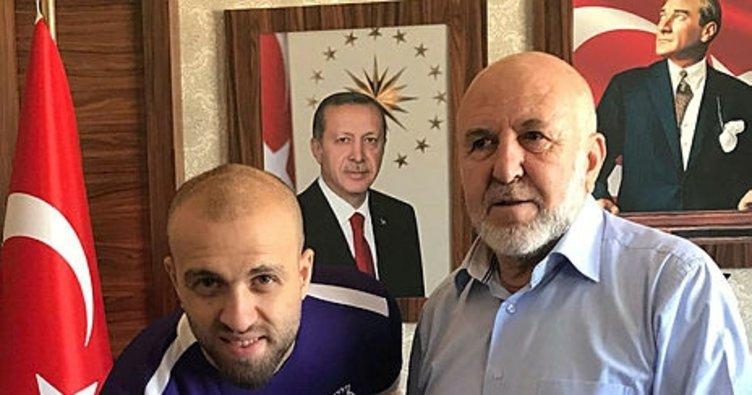 Afjet Afyonspor, Mehmet Güven'i transfer etti