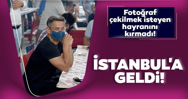 Aamir Khan İstanbul'da