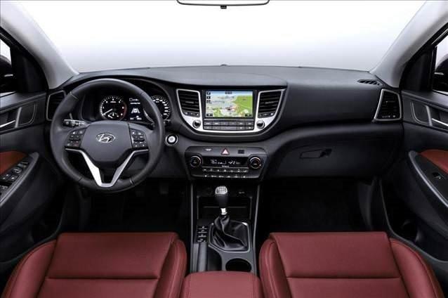 Yeni Hyundai Tuscon