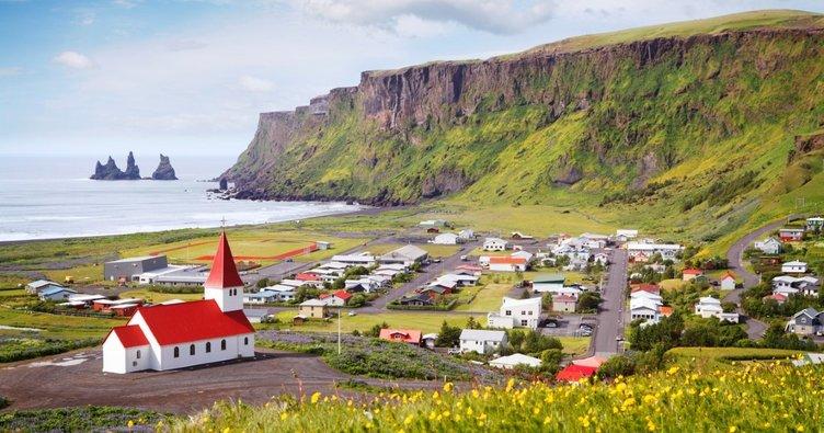 Yaz için farklı bir adres - İzlanda!