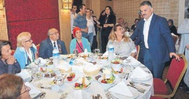 Edremit'te birlik beraberlik sofrası
