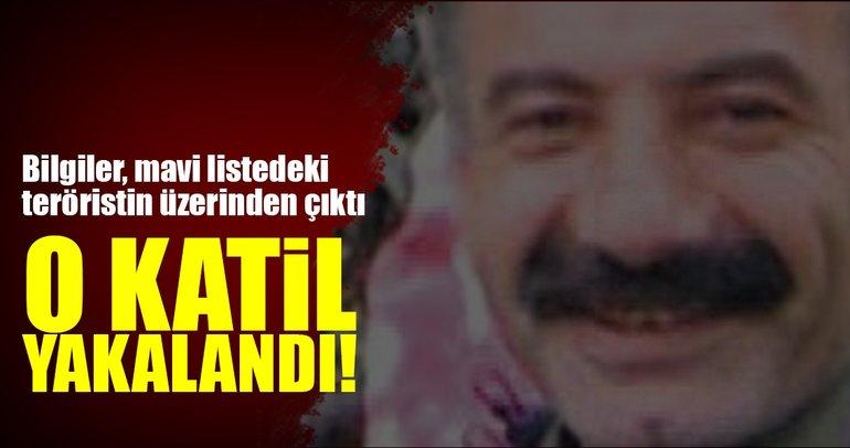 Diyarbakır'da 16 köylünün katili Burhan Taş yakalandı