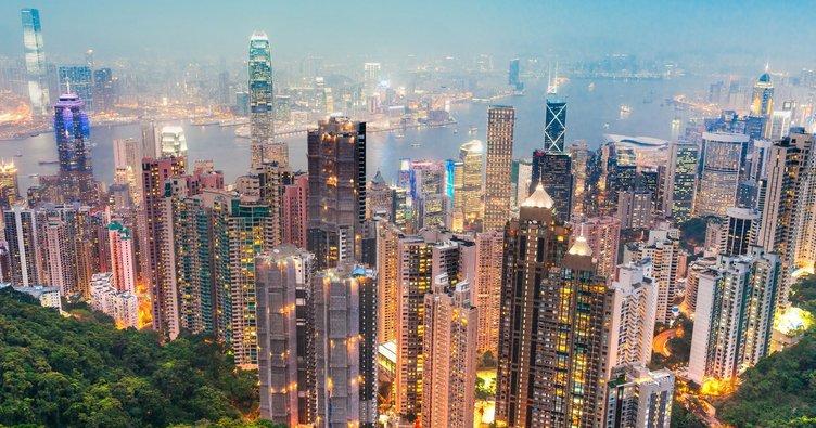 Hayal gücünüzün sınırlarını zorlayan bir şehir Hong Kong
