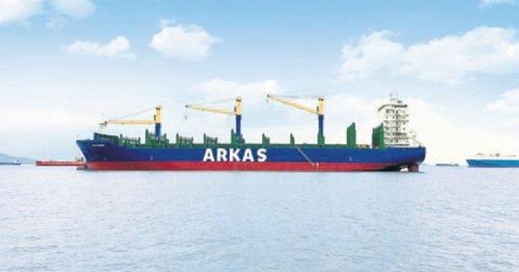 Arkas'ın gemi filosu güçlendi