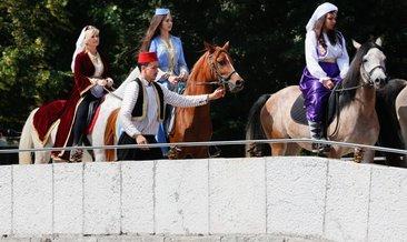Atlar Saraybosna'dan yola çıktı
