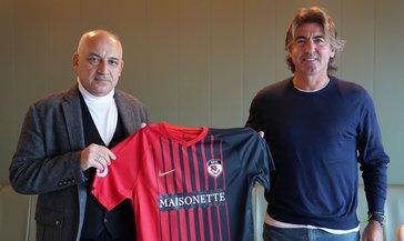Son dakika: Gaziantep FK'da Sa Pinto dönemi