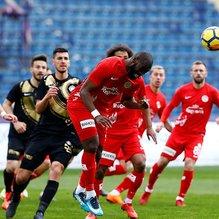 Ankara'da sessiz maç