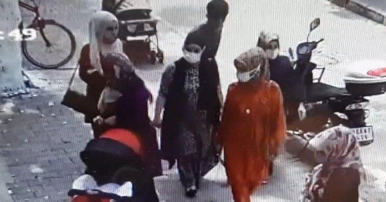 Hamile kadın kapkaça uğradı!