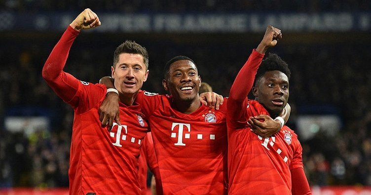 Şampiyonlar Ligi'ne katılan 4 Alman kulübünden Kovid-19'dan etkilenen kulüplere maddi yardım