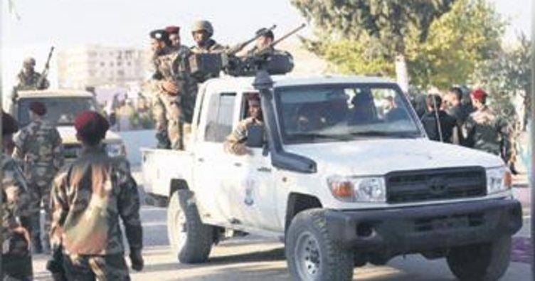 'Türkiye sayesinde ordu kuruyorlar'