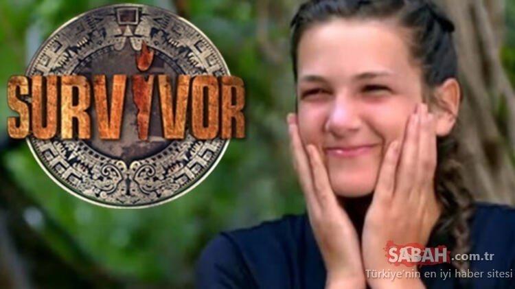 Survivor Nisa'dan çok konuşulacak Evrim açıklaması! Nisa, Instagram Survivor canlı yayını izleyenleri şoke etmişti...