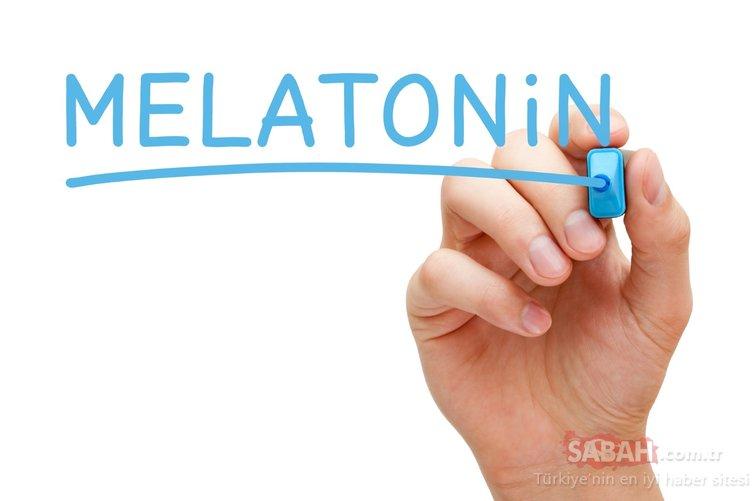 Melatonin nedir? Melatonin hangi besinlerde bulunur? Melatonin eksikliğinde vücutta neler olur?