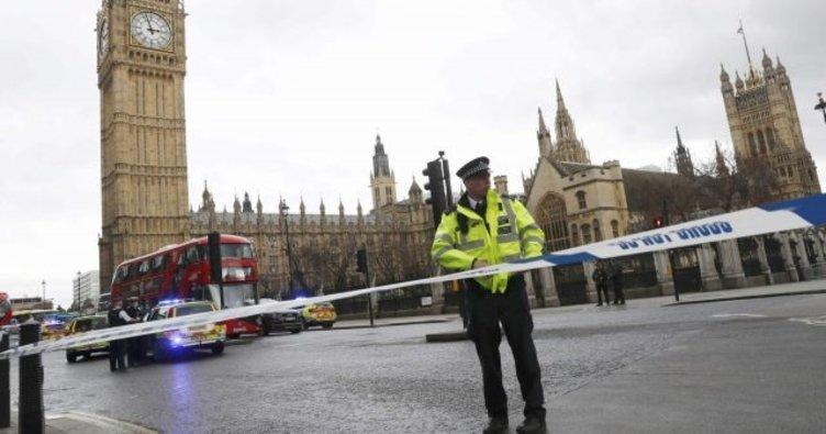 İngiltere Parlamentosu boşaltıldı!