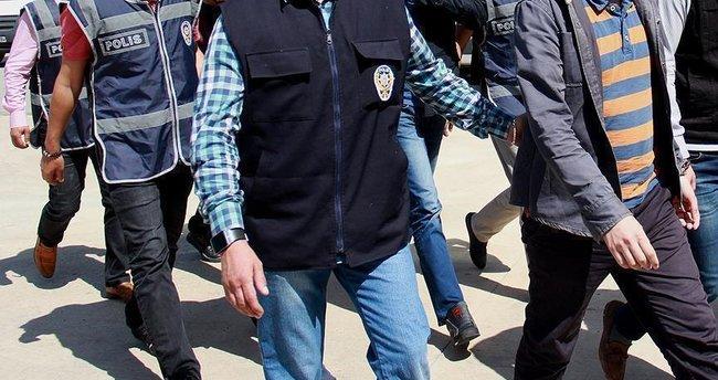 İzmir'de bombalı saldırı hazırlığındaki 7 şüpheli gözaltında