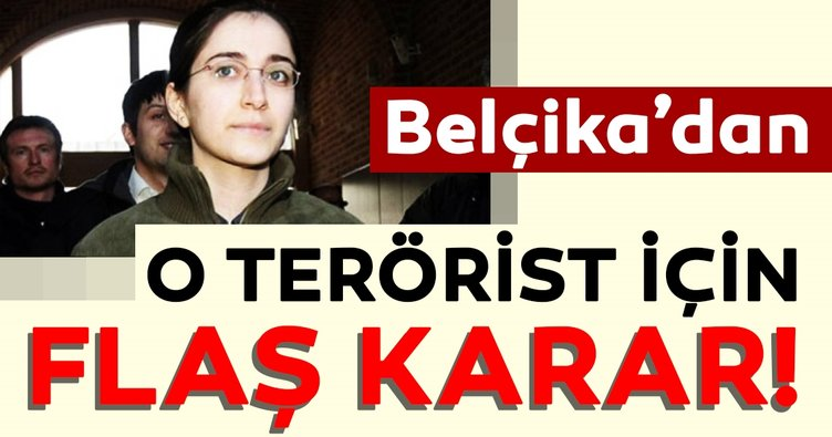 Belçika'da terörist Fehriye Erdal en çok arananlar listesinde!