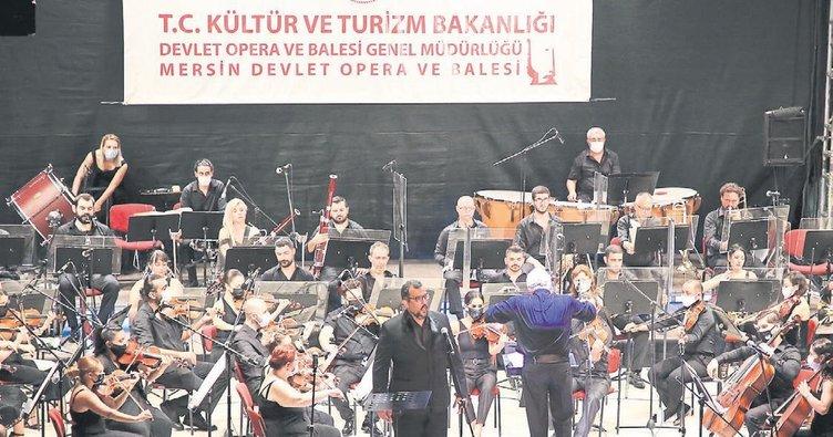 Mersin Devlet Opera ve Balesi Oda Orkestrası konseri verecek