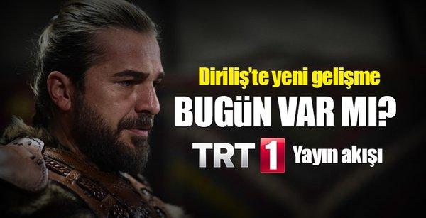 Diriliş Ertuğrul 101. yeni bölüm bugün var mı? - 10 Ocak Çarşamba TRT 1 yayın akışı programı