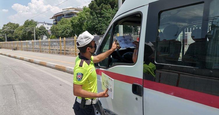 Yayaya yol verene 'teşekkür belgesi', vermeyene ceza
