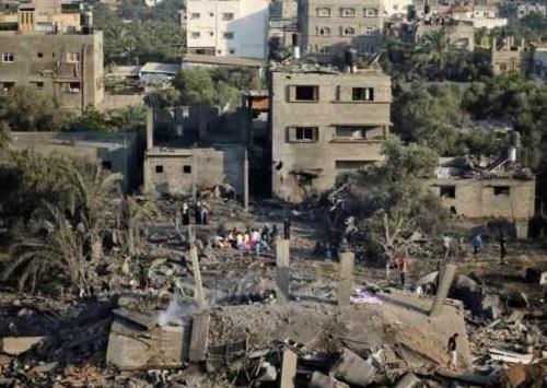 Filistinliler korku dolu anları anlattı