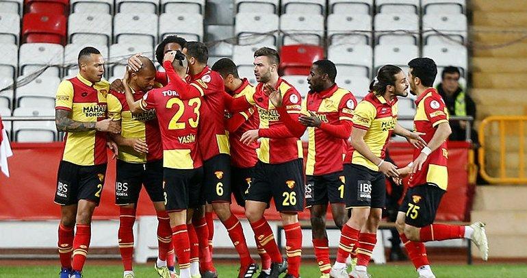 Göztepe'de Yeni Malatya maçı öncesi 3 eksik