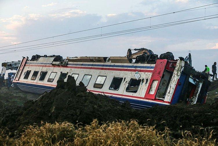 Son dakika haberi: Tekirdağ Çorlu'da tren kazasında ölenlerin isimleri! İşte tren kazasında hayatını kaybedenler...