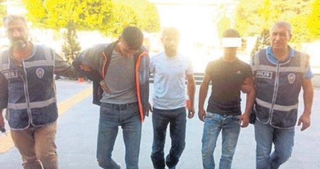 Özel ekip kuruldu hırsızlar yakalandı